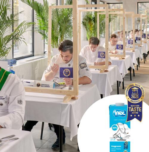 Inex Superior Taste Award